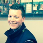 Mobile Service Centre Manager, Scott Walcot