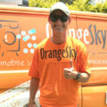 Reece at Orange Sky Laundry